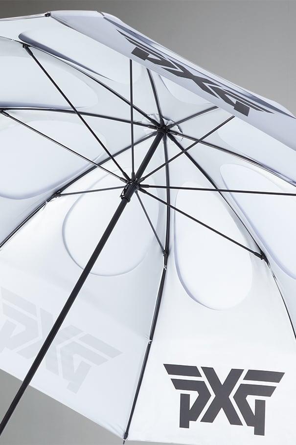 Dual Canopy Umbrella Rollover Image