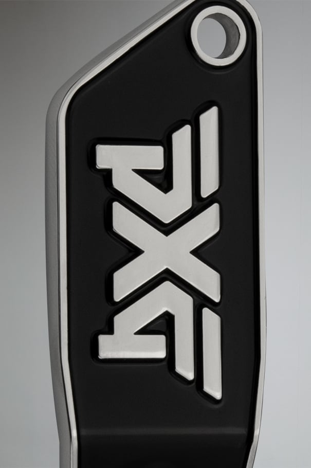 Black/Alloy Dog Tag Divot Tool Rollover Image