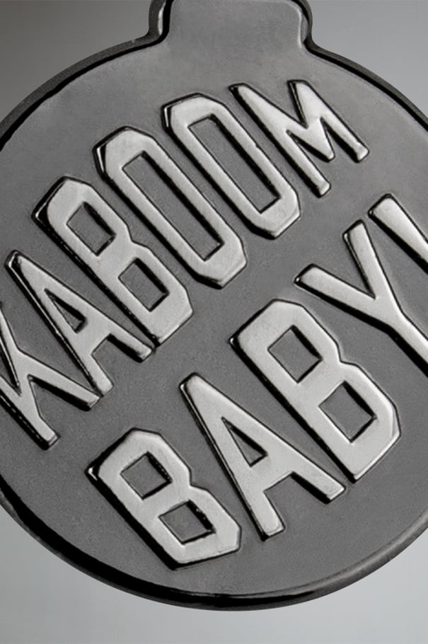 Kaboom Baby Ball Marker Rollover Image