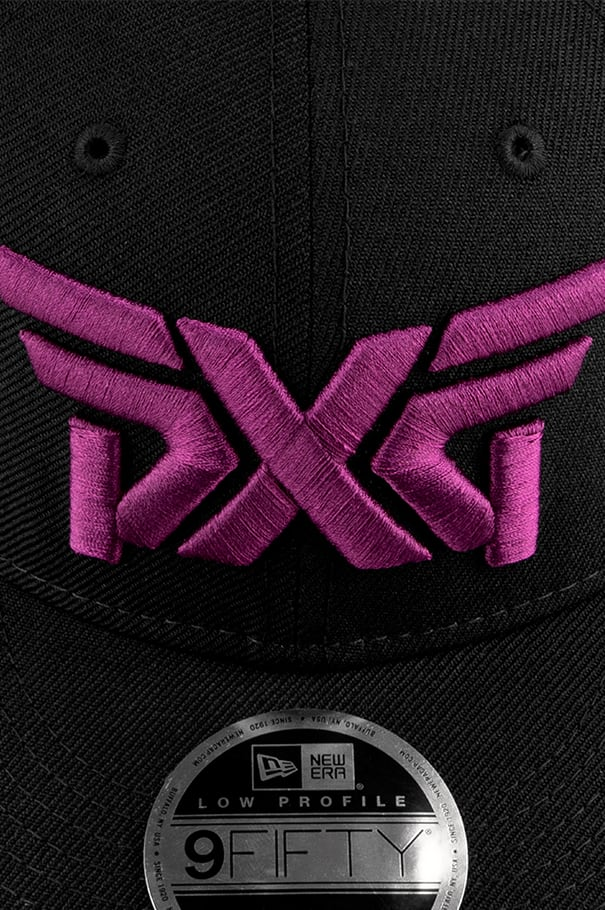 Royal Plum 9FIFTY Snapback Cap Rollover Image