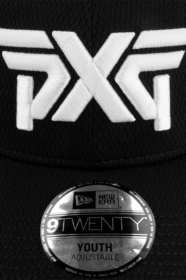 Youth Performance Line 9TWENTY Adjustable Velcro Cap Rollover Image