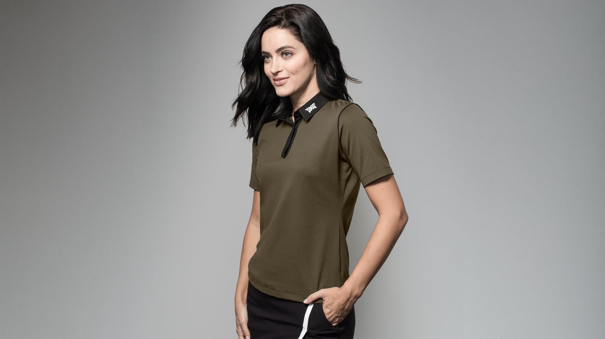 Short Sleeve Xtreme Polo Image 1