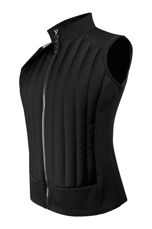 Hybrid V-line Down Vest Listing Image