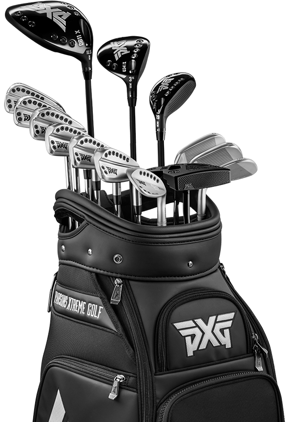 PXG Clubs