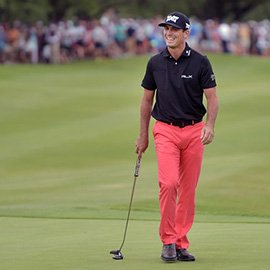 The clubs Billy Horschel used to win the AT&T Byron Nelson