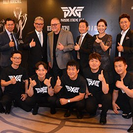 PXG Jets Into Asia