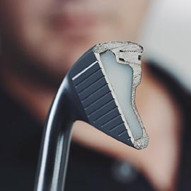 MyGolfSpy Takes a Deeper Look at Our Patented Irons