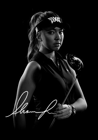 Alison Lee plays PXG