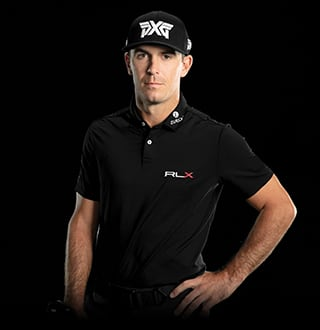 Billy Horschel plays PXG