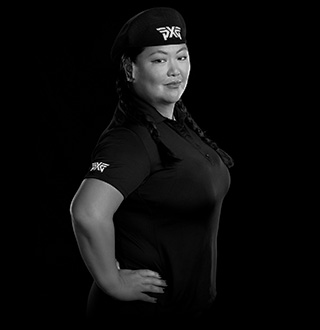 Christina Kim plays PXG