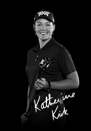Katherine Kirk plays PXG