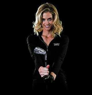 Anna Rawson plays PXG