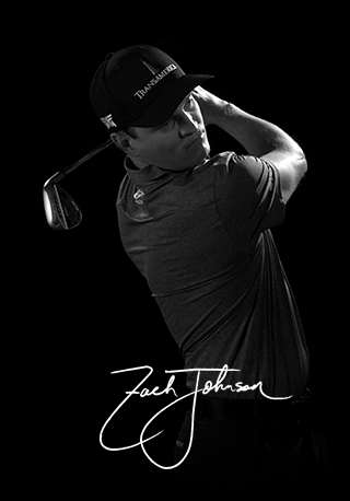 Zach Johnson plays PXG