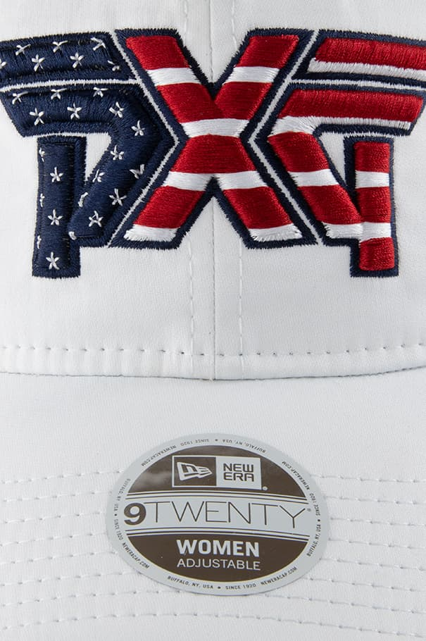 Women's 4th of July 9TWENTY Unstructured Hat Rollover Image