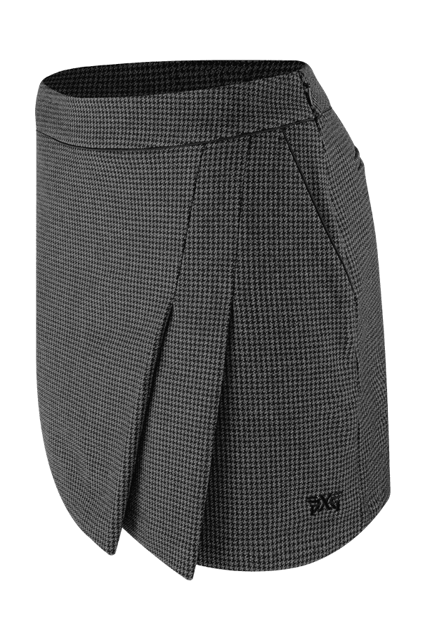 Houndstooth Skirt Listing Image