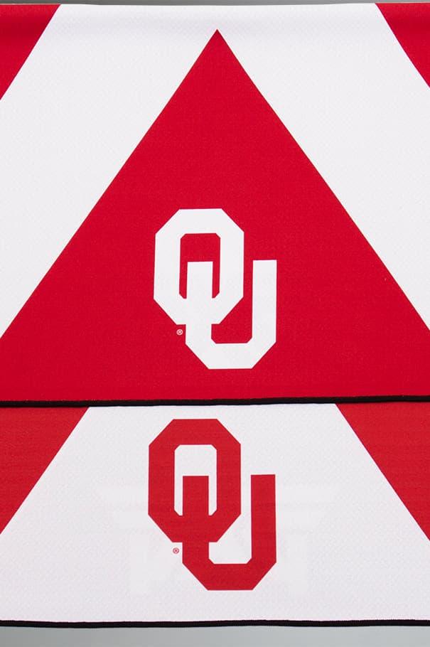 Oklahoma Towel Rollover Image
