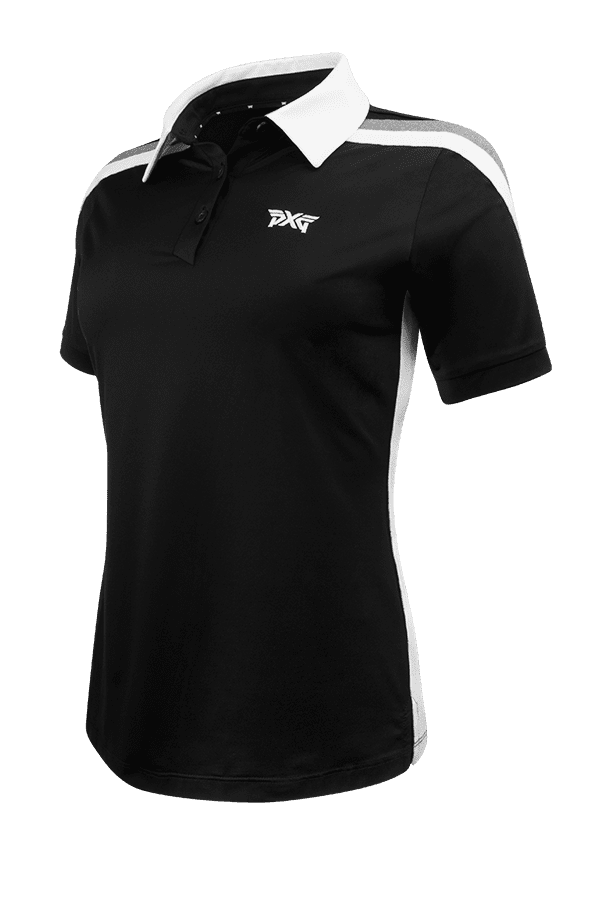 Short Sleeve Band Point Polo Listing Image