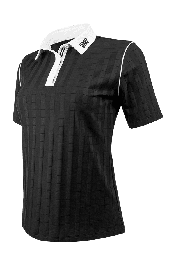 Short Sleeve Line Point Polo Listing Image
